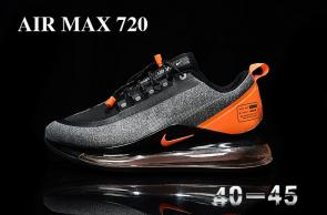 nike air max 720 2019 limited edition 720-012 gray orange
